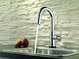 Rating Kitchen Faucets by Delta Trinsic Kitchen Faucet Delta Trinsic Pulldown Sprayer