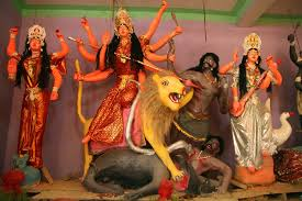 durga puja just like thanksgiving except with goat sacrifices