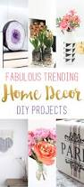 fabulous trending home decor diy projects the cottage market