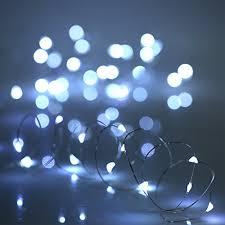 led fairy lights battery operated yihong 6 pcs fairy lights battery operated string lights led moon