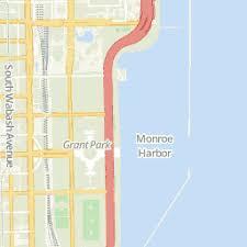 grant park chicago map grant park and buckingham reviews u s news travel