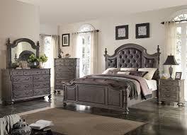 monticello bedroom set monticello dark gray bedroom furniture collection for 239 94