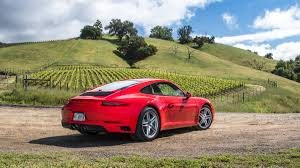 red porsche 2017 porsche 911 carrera review with pricing specs and photos