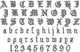 best tattoo design old tattoo font