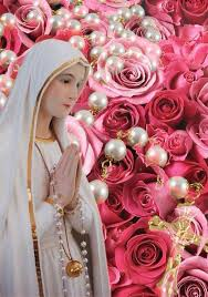 images of holy praying with roses aol image search