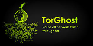 tutorial de uso de kali linux torghost channel all traffic through tor network in kali linux