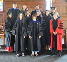 faculty regalia fourteen gdr students awarded doctoral degrees graduate division