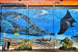 u s murals one encircle photos 15 florida s living reef mural by robert wyland in key west florida