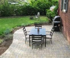 Pics Of Backyard Landscaping by Splendent Backyard Patio Designs On A Budget Inexpensive Backyard