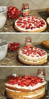 vanilla cake with strawberry cream frosting recipe
