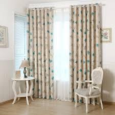 2017 new arrival window curtain for kids children bedroom living