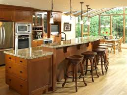 two kitchen islands two tier kitchen island popular with seating for adorable level