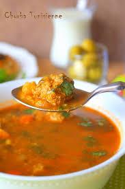 recette de cuisine tunisienne facile et rapide en arabe chorba tunisienne tchicha aux délices du palais