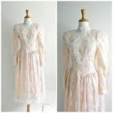Jessica Mcclintock Wedding Dresses Vintage 80s Jessica Mcclintock Wedding Dress By Americanarchive