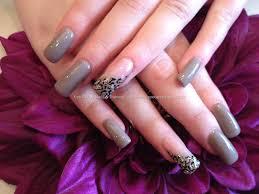 shattered glass star gel nails chalkboard nails nail art blog 25