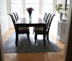 Dining Room Area Rug Size Home Design Ideas - Dining room carpet ideas