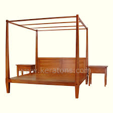 outdoor canopy bed teak teak landay canopy bed furniture outdoor canopy bed teak teak landay canopy bed