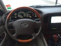 lexus of brookfield for sale 2001 lx470 with trd supercharger 100k miles wisconsin