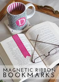 ribbon bookmarks magnetic ribbon bookmarks