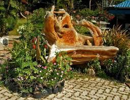 Outdoor Garden Crafts - 45 best rustic outdoor furniture images on pinterest outdoor