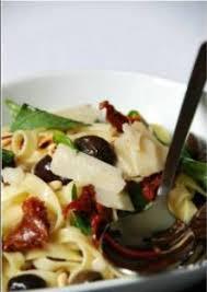 comment cuisiner les pates fraiches pâtes fraîches et salade italienne