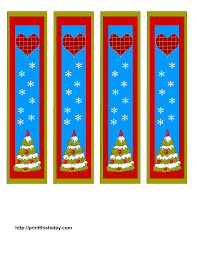 christmas tree bookmarks kids pinterest bookmarks free