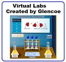 glencoe virtual light lab curran thomas biology links