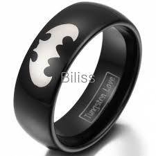 Batman Wedding Rings by Online Buy Wholesale Tungsten Batman Ring From China Tungsten