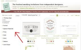 Marriage Invitation Websites Minted Wedding Stationery Review Easier To Buy Than Diy