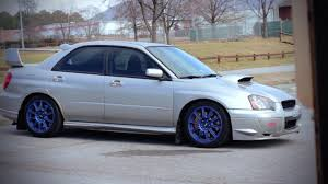 subaru blobeye stance 2005 iag tuned subaru sti review youtube