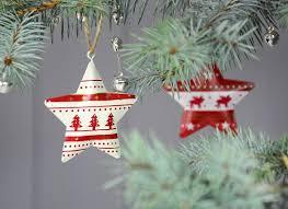 White Christmas Ornaments Uk by Scandinavian Christmas Decorations Uk Awesome Christmas
