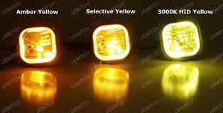 yellow led light bulbs selective yellow 80w high power cree led fog light bulbs