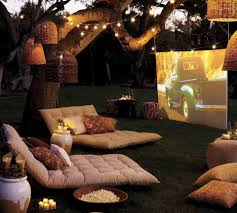 bring the magic of the movies to your backyard the box