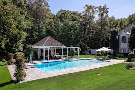 New England Backyards by House Of Week New England Estate With 500 000 Hockey Rink