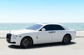 roll royce phantom white rolls royce ghost white french touch transportation