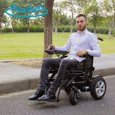 cheap price folding outdoor power electric wheelchair for sale in
