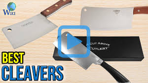 best kitchen knives consumer reports top 10 cleavers of 2017 video review