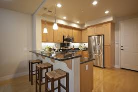 Eat In Kitchen Bar Give A Triangle A Try Kitchen Ceiling Design - Bar kitchen table