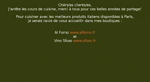 cours cuisine italienne atelier de cuisine italienne sur 19e cours particuliers