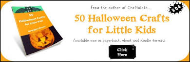 Halloween Crafts For Little Kids - 6 super easy halloween crafts for toddlers