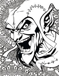 marvel villains printable coloring pages costume supercenter blog