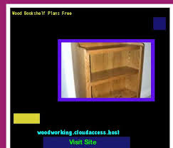 wood bookshelf plans free 161508 woodworking plans and projects