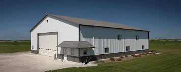 Regal Barn Farm Building Profile Use Insulated Ag Equipment Shop With Office