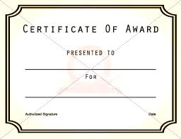 premium certificate of excellence certificate templates