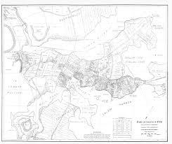 Uva Map Salem Witch Trials Map Of Salem 1700