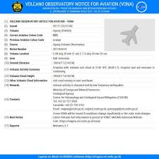 airasia indonesia telp volcanic ash from mt agung disrupts flights in indonesia