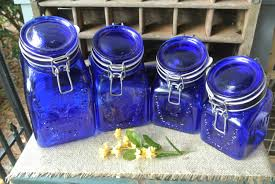blue and white kitchen canisters 100 blue kitchen canisters 100 clear glass kitchen