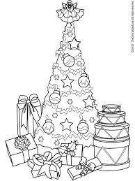 christmas tree coloring page printable 167 best christmas printables images on pinterest drawings