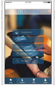 builder application develop iphone app ipad publishing app
