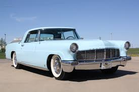 1956 lincoln continental mark ii one of the best